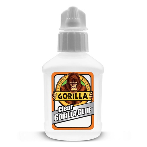 Gorilla Glue GG41026 51ml Clear Glue Bottle