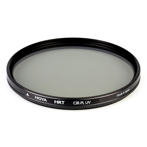 Hoya 55mm HRT CIR-PL UV Circular Polarising Lens Filter