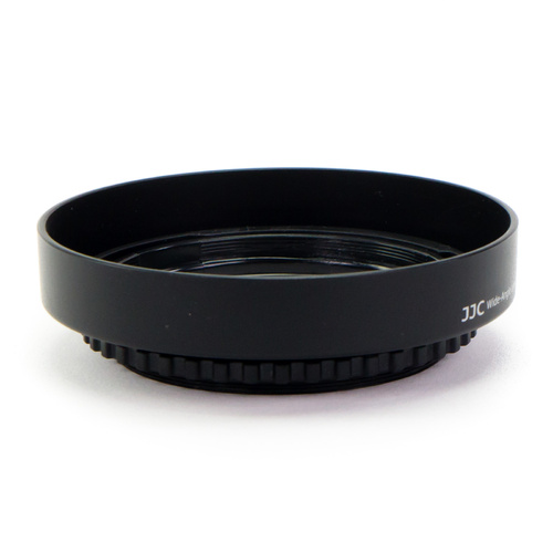 Universal Bayonet Lens Hood for Wide Angle Lens with 55mm Filter Thread