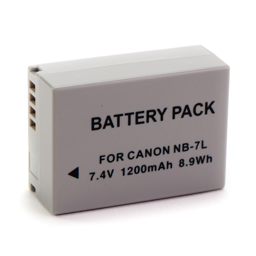 NB-7L Camera Battery (7.4v 1200mAh) (JNT)