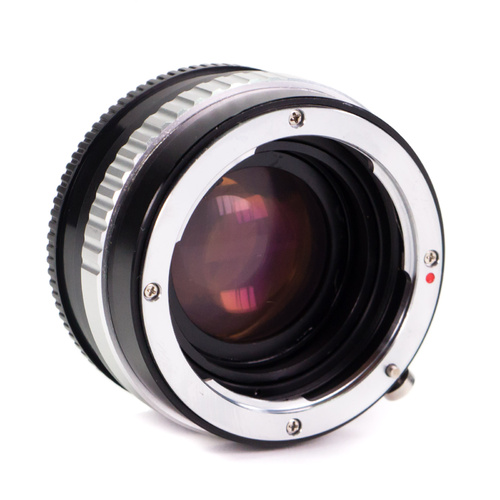 Focal Reducer Nikon G F Lens to Sony E-Mount APS-C Camera NEX