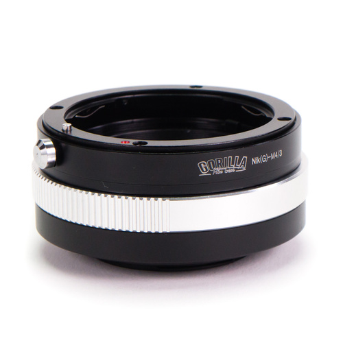 Adapter Ring Nikon G Lens to Micro 4/3 Mount Camera